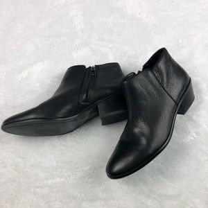 Sam Edelman 'Petty' black ankle booties